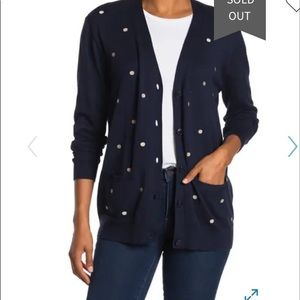 J. Crew Cardigan, Size M, New with Tag